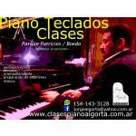 Clases, Piano,Teclados, Acompañamiento